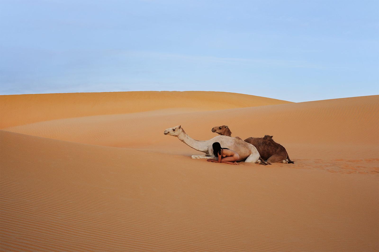 Miru Kim, Sahel, Mali, Sahara, 2012, Photoprint